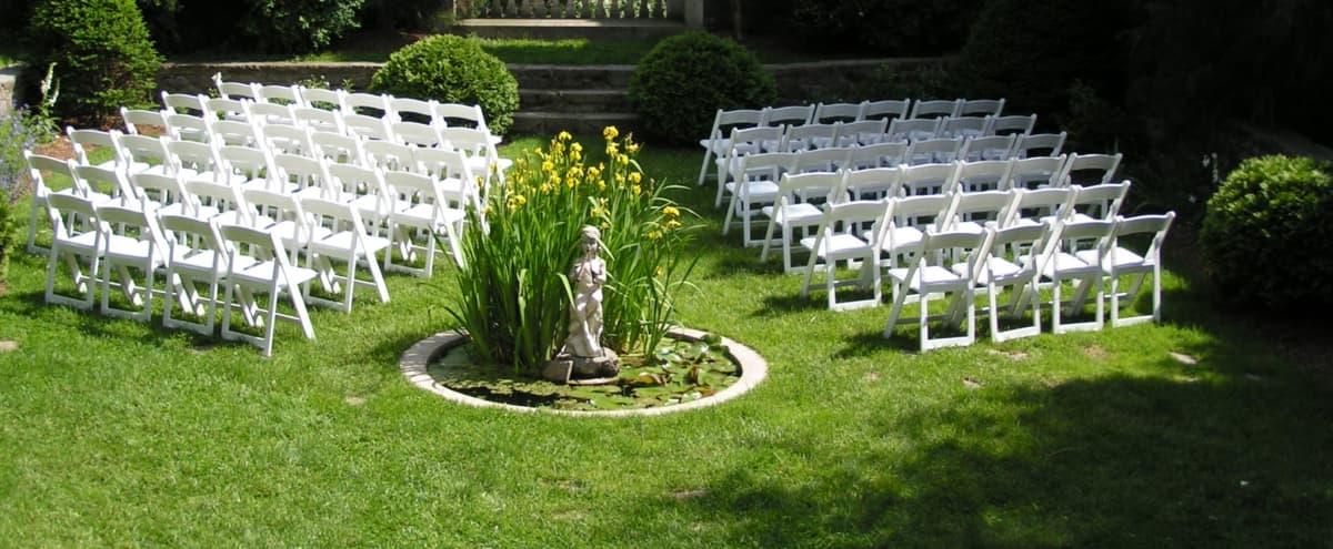 Urban Garden in the Center of Washington, DC in Washington Hero Image in Kalorama Heights, Washington, DC