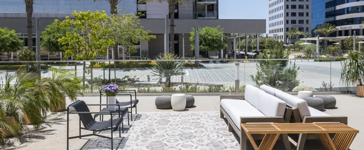 Spacious Outdoor Venue with Amazing Light in Convenient Location! in Irvine Hero Image in Irvine Business Complex, Irvine, CA