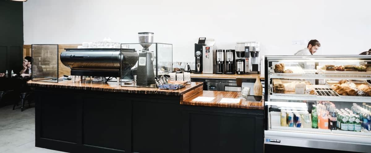 Coffee Shop & Roaster in Los Angeles Hero Image in West Adams, Los Angeles, CA