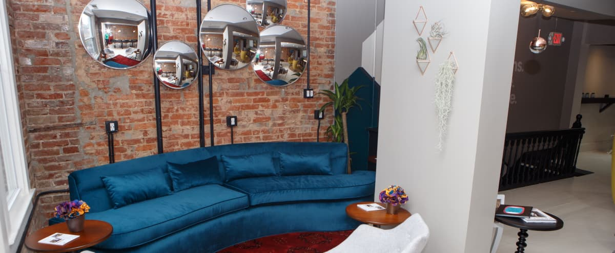 Loft Style Event Space With Eclectic Vibe in Hyattsville Hero Image in undefined, Hyattsville, MD