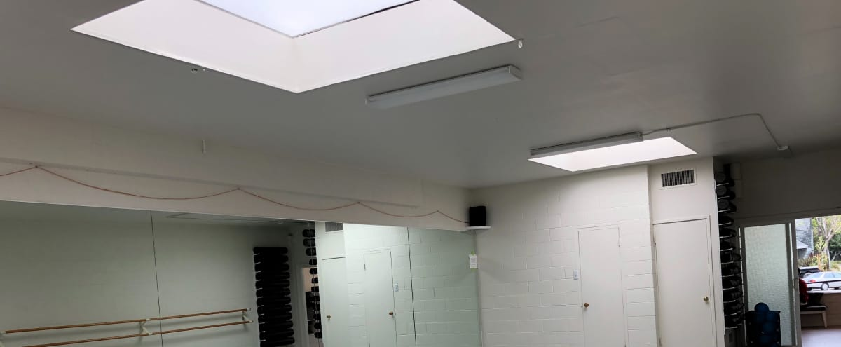 Naturally Lit Mill Valley Dance Studio with Skylights in Mill Valley Hero Image in undefined, Mill Valley, CA