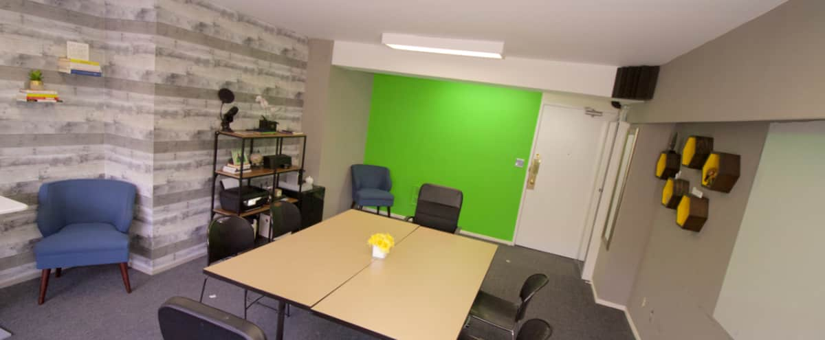 Bright And Spacious Production Space with Green Screen in Downtown Oakland in Oakland Hero Image in Downtown Oakland, Oakland, CA