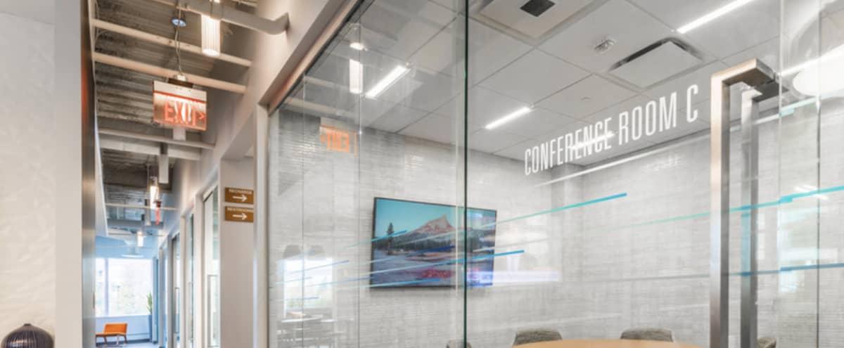 Private - Affordable Meeting Space w/ TV in McLean in McLean Hero Image in undefined, McLean, VA