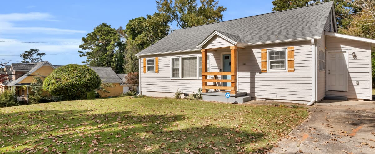 Newly Renovated Home with Upscale Amenities in Atlanta Hero Image in undefined, Atlanta, GA