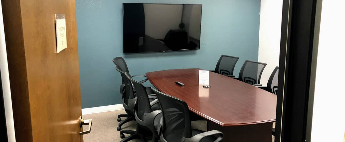 8 Guest Conference Room in Milpitas Hero Image in Berryessa, Milpitas, CA