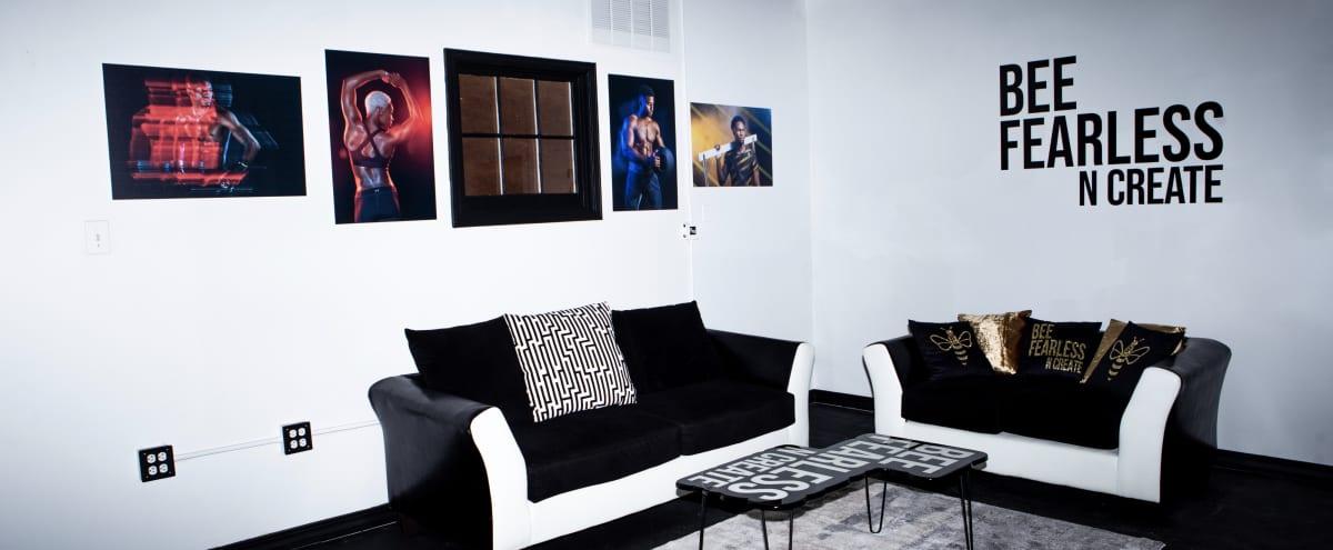 Spacious Studio Space in Atlanta Hero Image in Inman Park, Atlanta, GA
