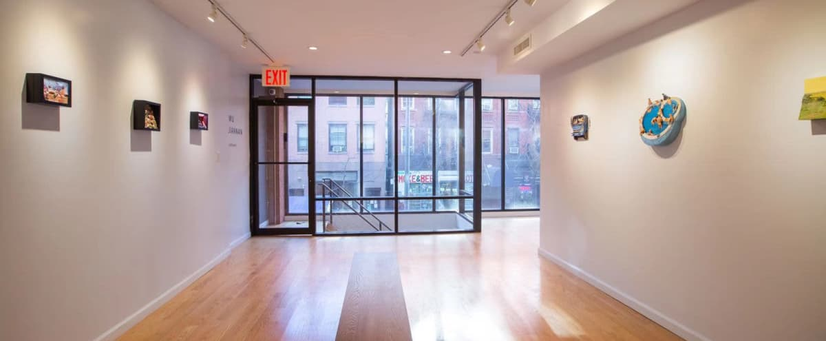 Gallery Located in the heart of Greenwich Village in New York Hero Image in Greenwich Village, New York, NY