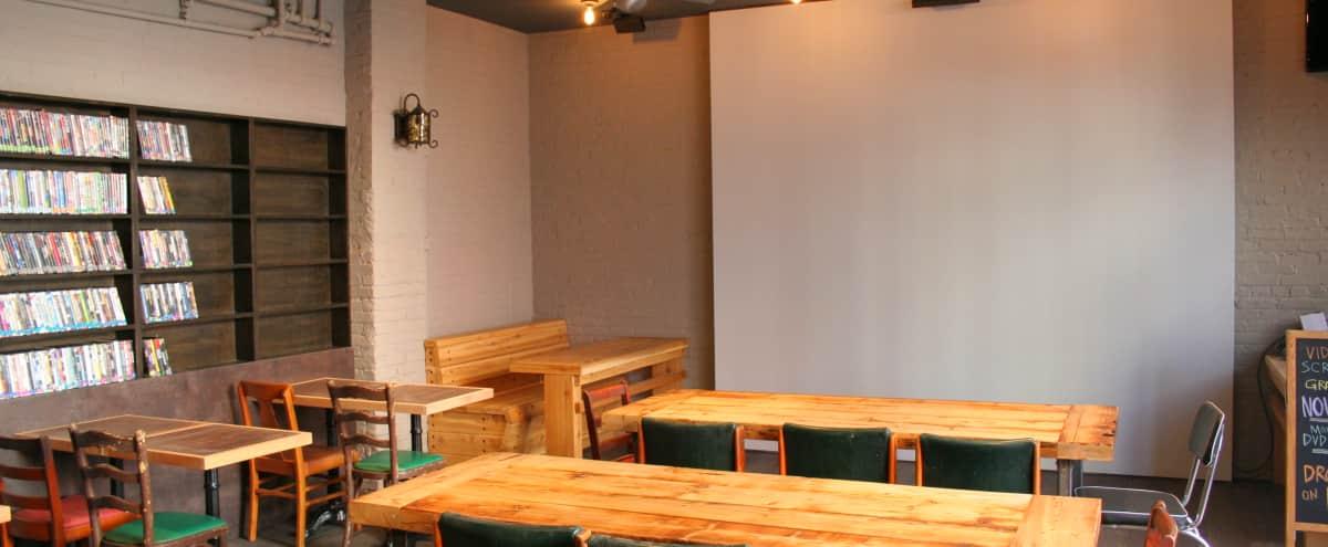 Williamsburg Screening Room & Meeting Space in Brooklyn Hero Image in Williamsburg, Brooklyn, NY