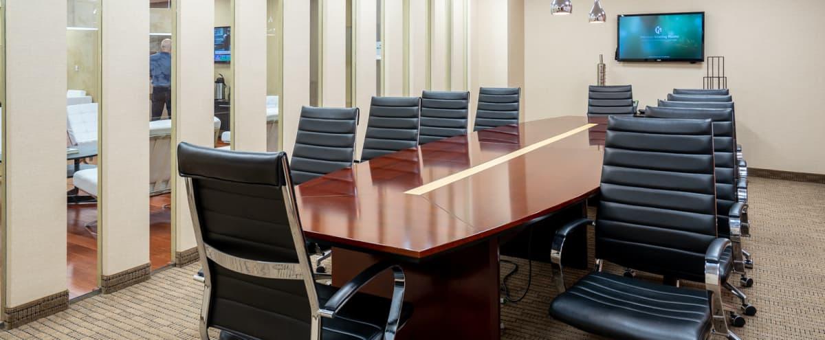 Boardroom with Screen Share Capabilities - Whiteboard in Dallas Hero Image in Vickery Meadow, Dallas, TX