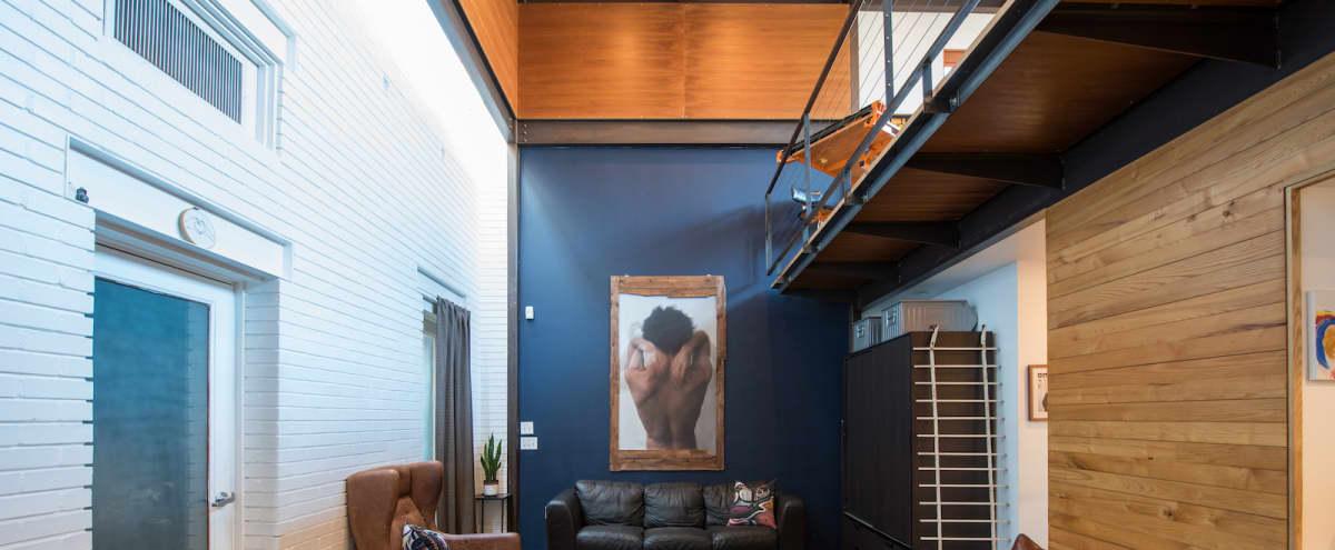 Versatile Loft with Great Natural Light in Washington Hero Image in Northwest Washington, Washington, DC