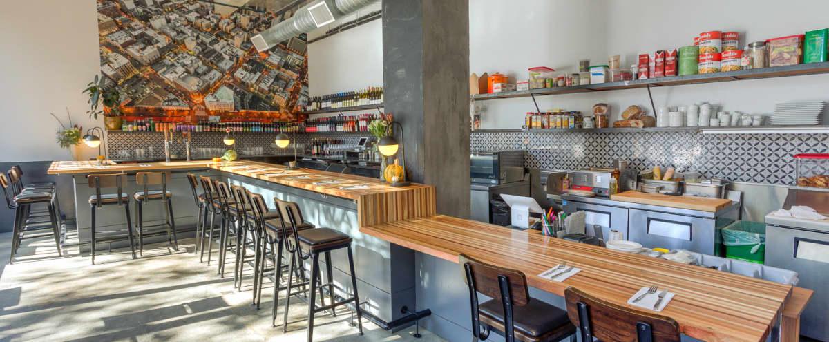 1,000 ft² Intimate Wine Bar + Patio in Heart of Downtown SF in San Francisco Hero Image in Tenderloin, San Francisco, CA