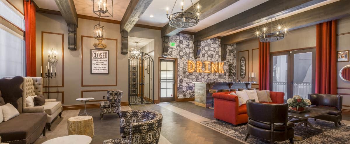 Hip Private Party Lounge in Santa Clara Hero Image in undefined, Santa Clara, CA