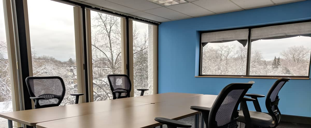 Conference and Event / Meeting Room for up to 12 people with NEW Temperature Control System in GLENVIEW Hero Image in undefined, GLENVIEW, IL