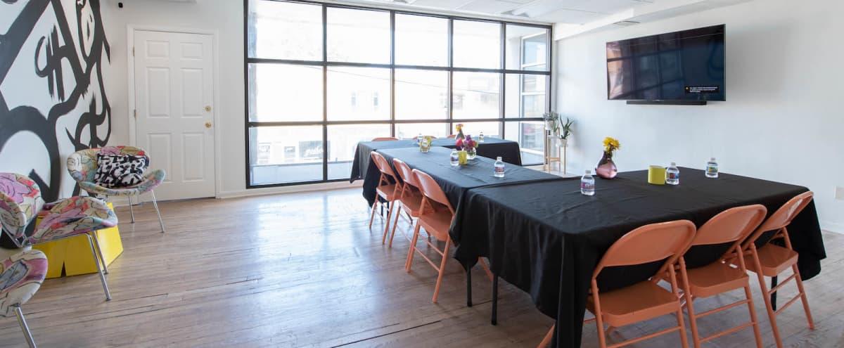 Private Meeting Space Hyattsville Arts District in Hyattsville Hero Image in undefined, Hyattsville, MD