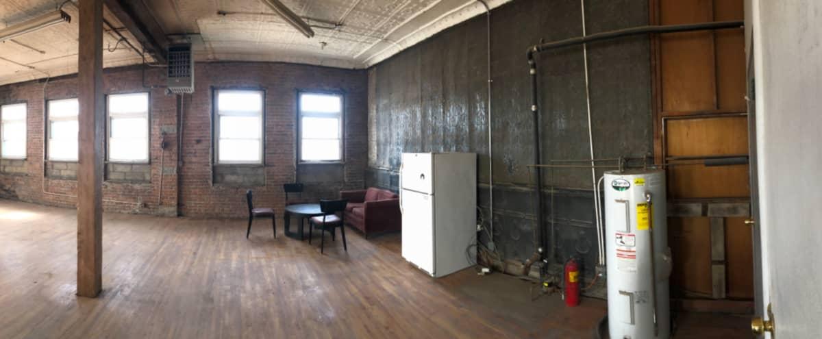 Brooklyn Rustic Studio Loft And Event Space in Brooklyn Hero Image in East Williamsburg, Brooklyn, NY