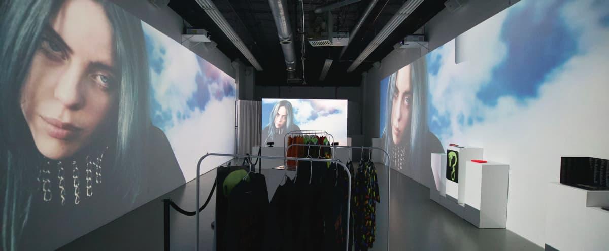 360 Immersive Digital Storefront in TriBeCa in New York Hero Image in Tribeca, New York, NY