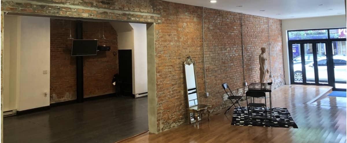 Crowned Creative Space, Event Venue/ Dance studio in Philadelphia Hero Image in Point Breeze, Philadelphia, PA
