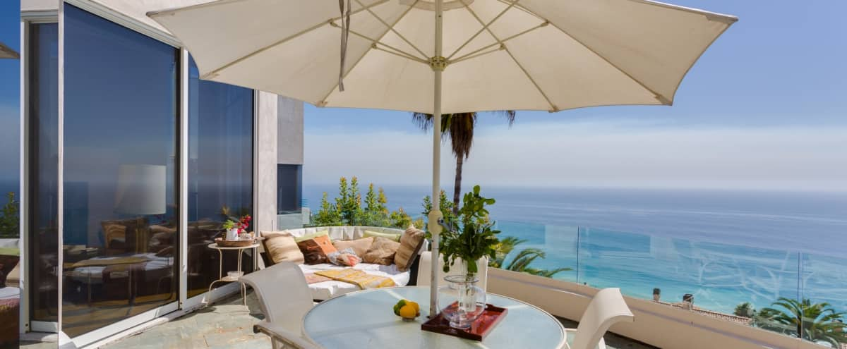 MALIBU HOUSE: An Island in Los Angeles in Malibu Hero Image in Eastern Malibu, Malibu, CA