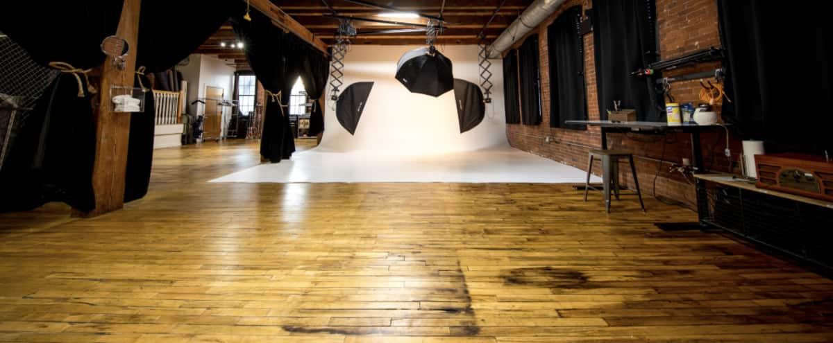 Boston's Finest Photo & Video Studio in Boston Hero Image in Medford Street / The Neck, Boston, MA