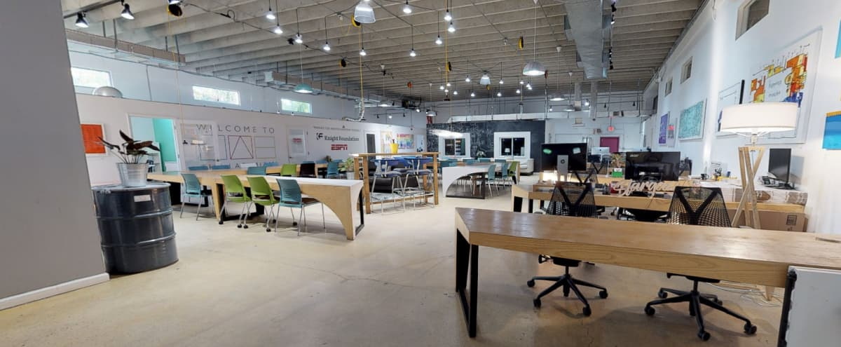 Fully Equipped Spacious and Modern Space for Events in Miami Hero Image in Wynwood Art District, Miami, FL
