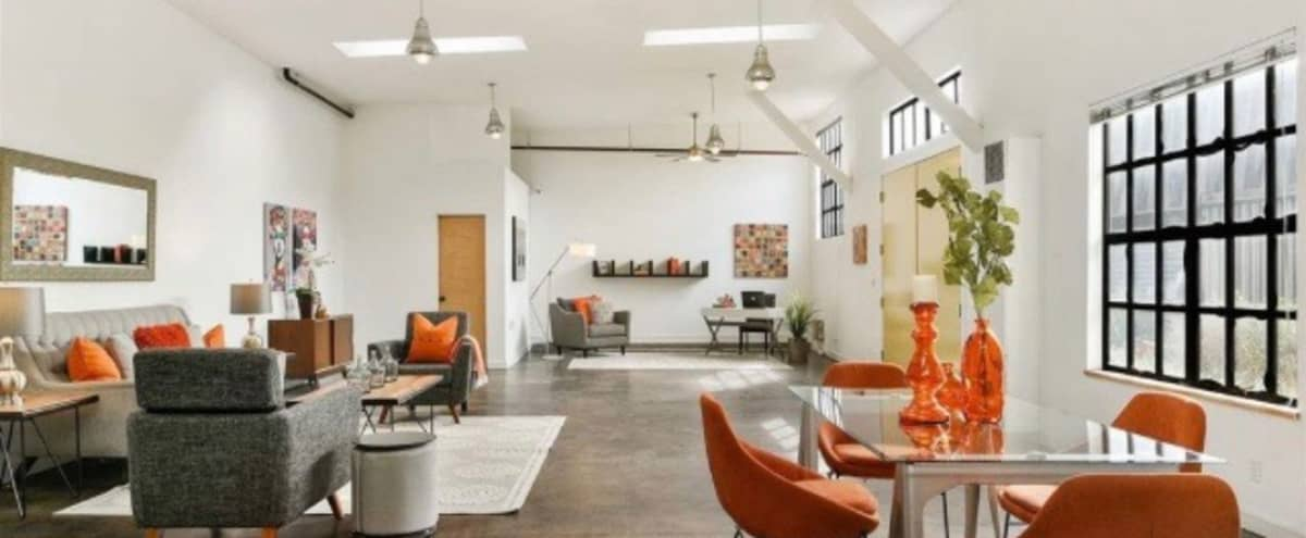 Urban Industrial Warehouse Conversion in Oakland Hero Image in Fruitvale Station, Oakland, CA