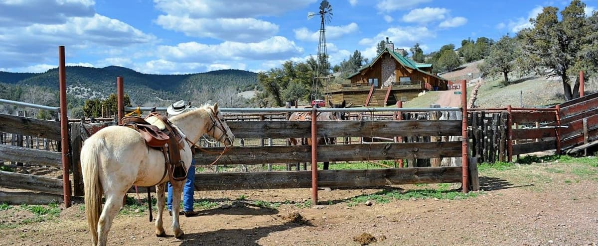 BUYOUT: Premier Guest Ranch – Outdoor & Indoor Shoots in an Elegant, Comfortable Setting in Young Hero Image in undefined, Young, AZ