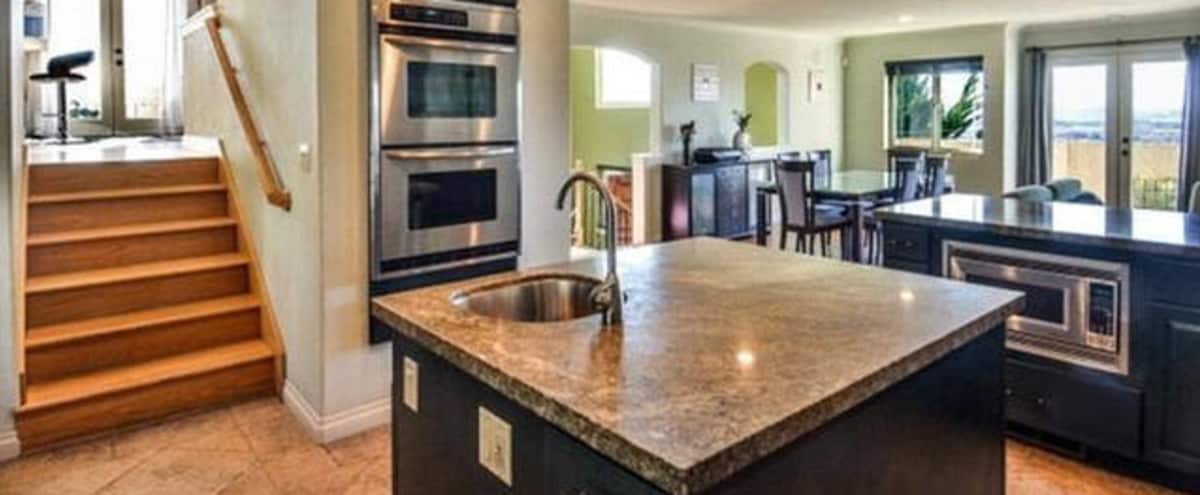 Multi-Level Open Format Space with tons of Light, Epic Sunsets (and views) with Chef and Outdoor Kitchen and Luxe in San Pablo Hero Image in undefined, San Pablo, CA