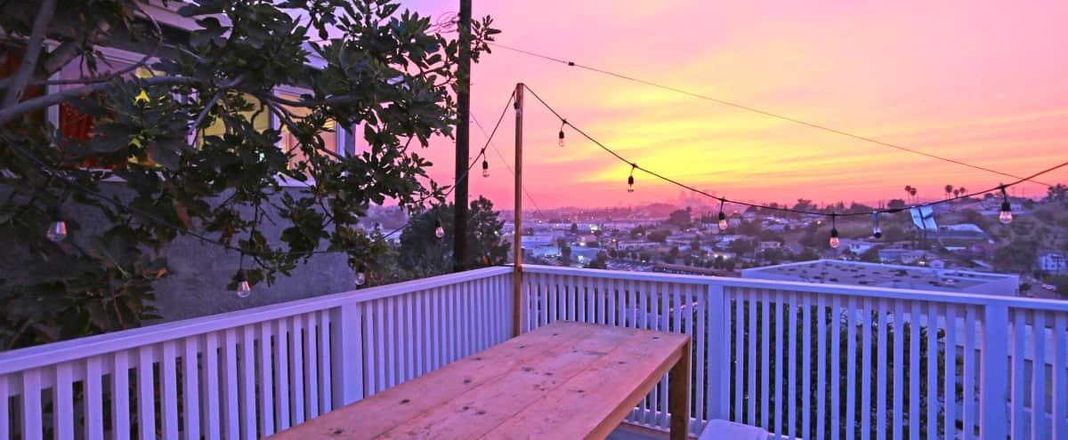 Cute 1930s Hillside Home with Views of Downtown LA in Los Angeles Hero Image in Northeast Los Angeles, Los Angeles, CA