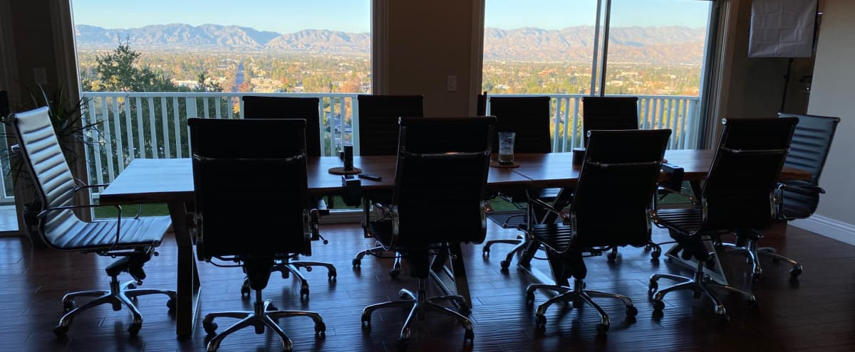 Valley View Conference Space in Studio City Hero Image in Studio City, Studio City, CA