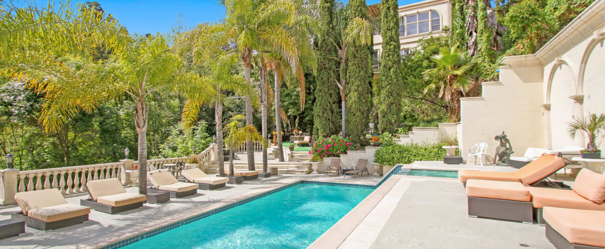 5,000 Sq. Ft in the Heart of Hollywood hills in los angeles Hero Image in Studio City, los angeles, CA