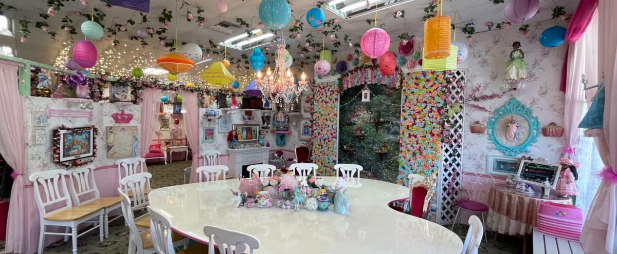 Enchanting Fantasy Princess Dollhouse Tea Room in Lomita Hero Image in undefined, Lomita, CA