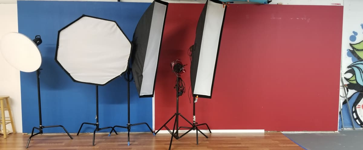 Fully Functional Private Photo Studio in Fort Lauderdale Hero Image in Flagler Village, Fort Lauderdale, FL