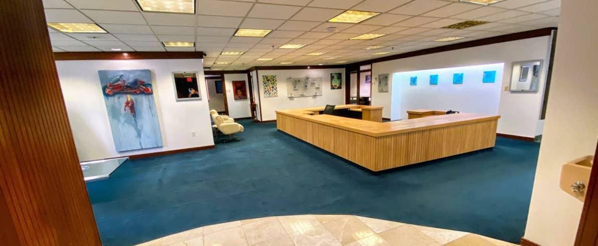 Vintage Office Space -  Full Floor in Miami Hero Image in Downtown Miami, Miami, FL