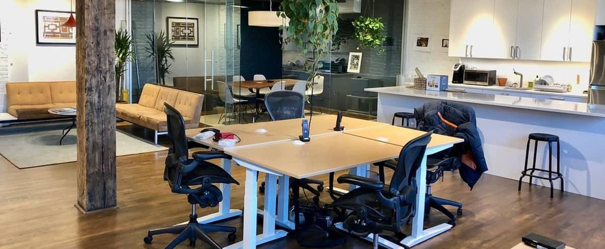 Modern Light-Filled Office Space in Brooklyn Hero Image in Gowanus, Brooklyn, NY