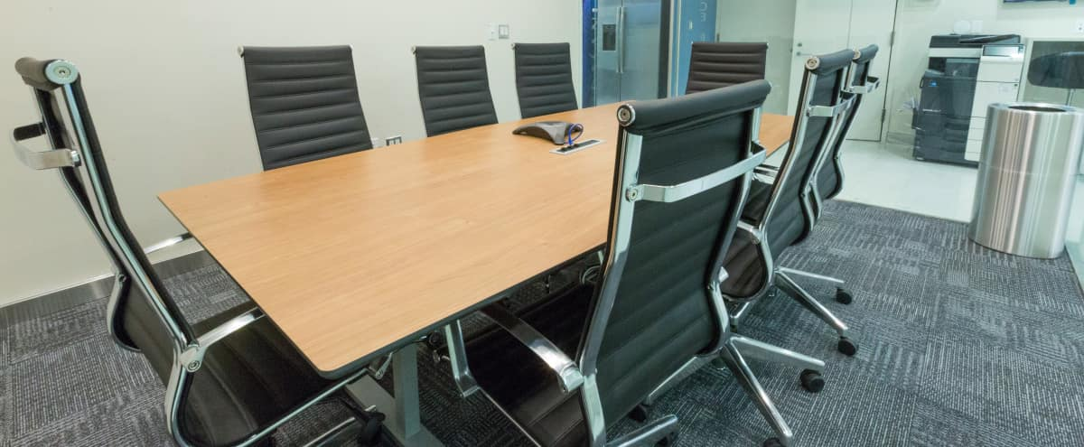 Brand New Meeting Room F for 8 in Times Square 15% OFF in NEW YORK Hero Image in Midtown, NEW YORK, NY