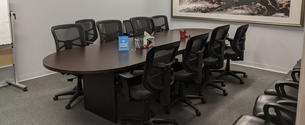 Private Conference Room Meeting Space in Downtown Burbank in Burbank Hero Image in undefined, Burbank, CA