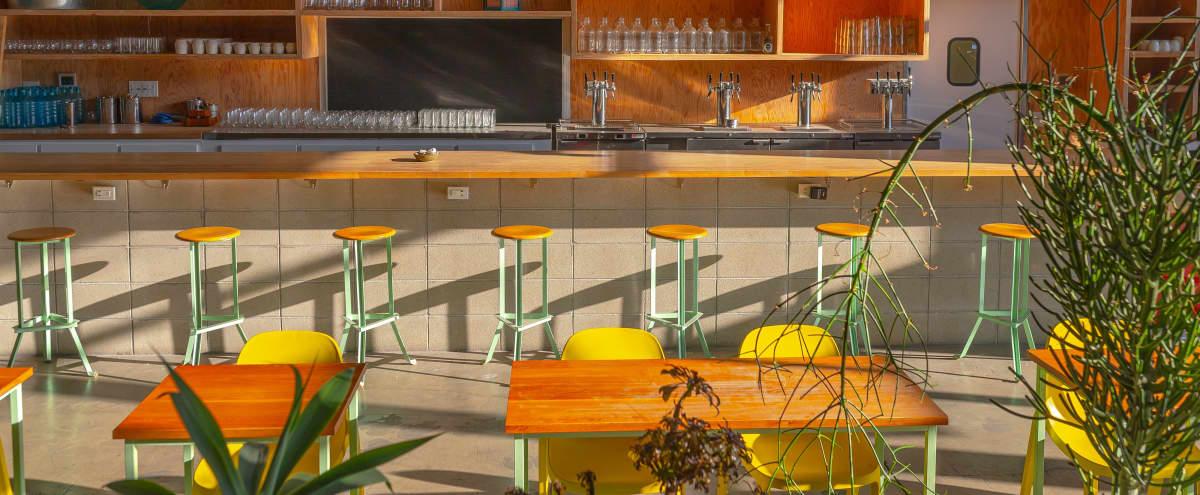 14k Sqft Downtown Urban Spa, Full Restaurant and Yoga Studio in Los Angeles Hero Image in Central LA, Los Angeles, CA
