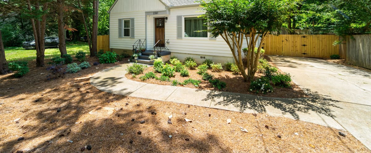 Charming Cottage w/ Large Yard and Forest Views in Atlanta Hero Image in undefined, Atlanta, GA
