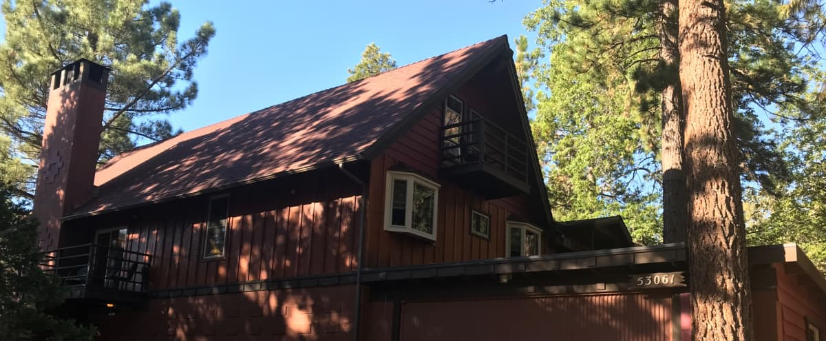 Gorgeous Mountain Chalet Just Outside Palm Springs in Pine cove Hero Image in undefined, Pine cove, CA
