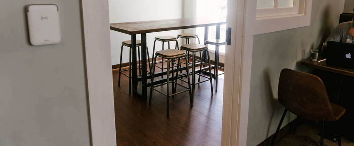 Inviting & Professional Conference Room in Fort Worth Hero Image in Fairmount, Fort Worth, TX