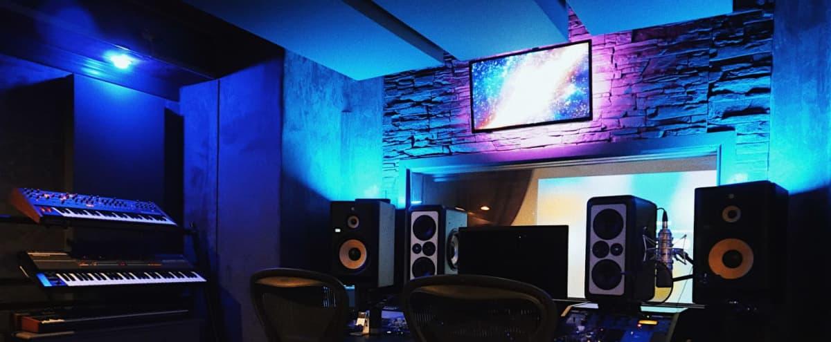 Hollywood's Premier Recording, Mixing & Mastering Studio in Los Angeles Hero Image in Hollywood, Los Angeles, CA