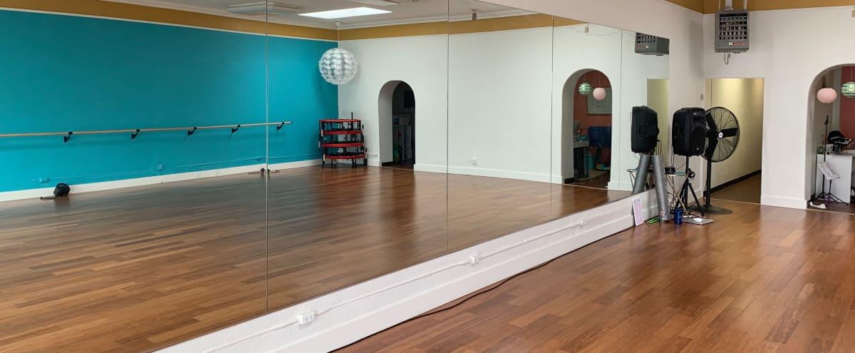 Fitness/dance studio with natural lighting in Ventura Hero Image in undefined, Ventura, CA