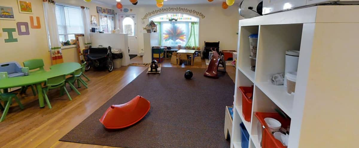Kids Play Space in Friendly Neighborhood in Flushing Hero Image in Auburndale, Flushing, NY