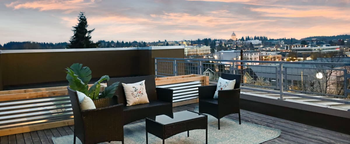 Luxury Penthouse Apartment in Olympia Hero Image in undefined, Olympia, WA