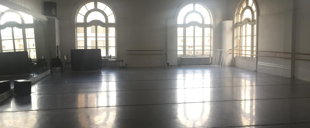 Six Spacious, Professionally Equipped, Light-filled Studios in San Francisco Hero Image in South of Market, San Francisco, CA