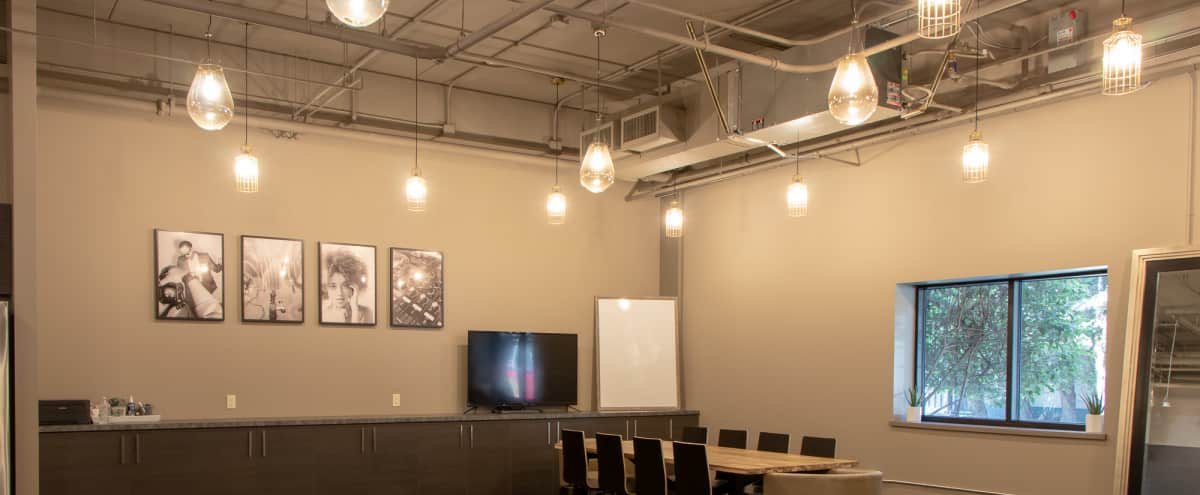 Luxe Georgetown Meeting Room in Seattle Hero Image in Greater Duwamish, Seattle, WA