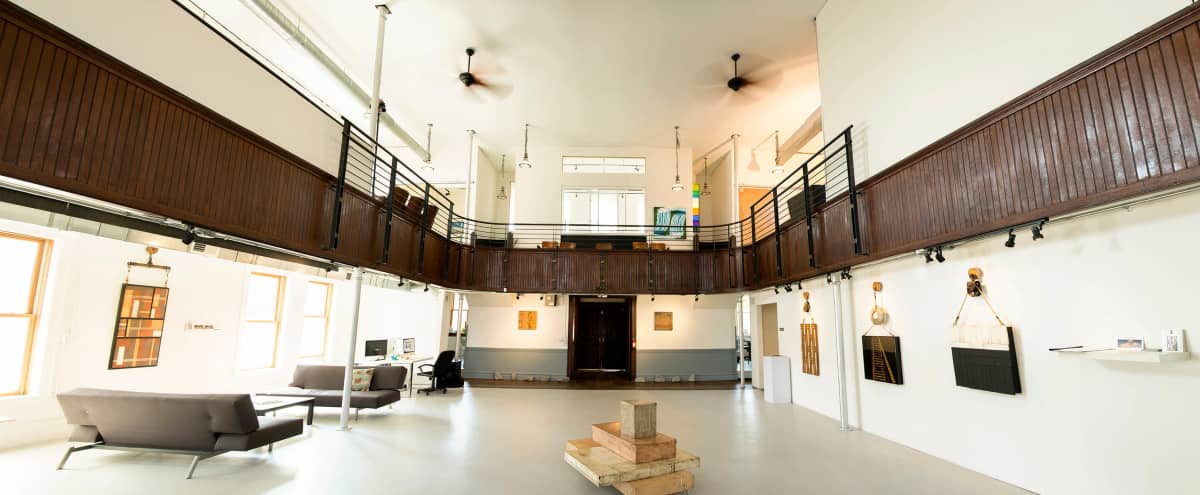 Stunning 2-Level Event Hall in West Town in Chicago Hero Image in West Town, Chicago, IL
