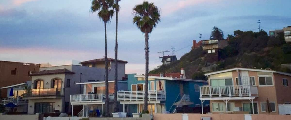 Beach House on the Sand with Ocean Views in Playa Del Rey Hero Image in Playa Del Rey, Playa Del Rey, CA