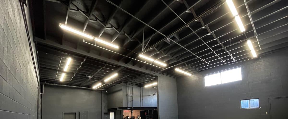 Spacious Warehouse Studio with Black Walls in Montebello Hero Image in South Montebello, Montebello, CA