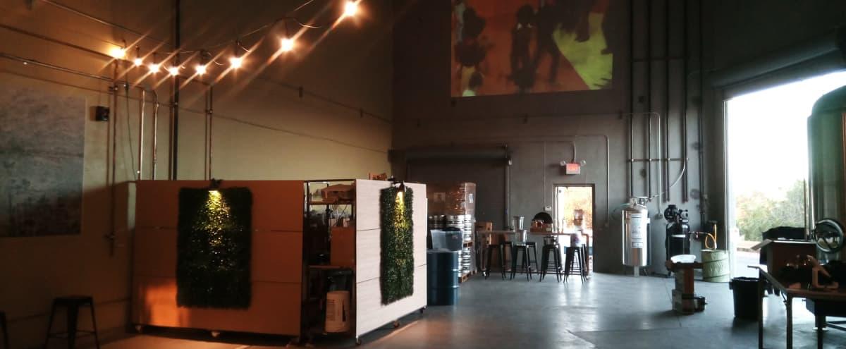 Open, Modern, Industrial Space:  Working Cidery in Sorrento Valley/Miramar in San Diego Hero Image in Sorrento Valley, San Diego, CA